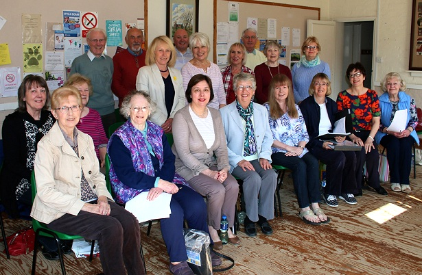 Saffron Walden U3A, Saffron Harmony, singing group